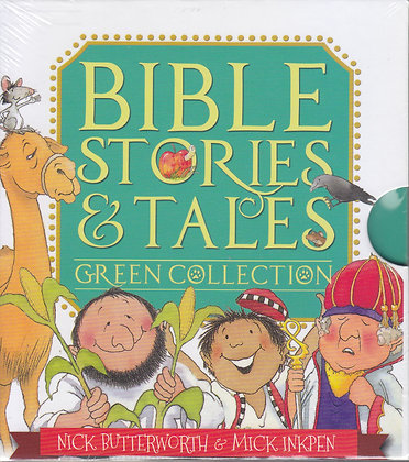 Bible Stories and Tales - Green Collection