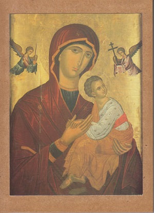 Mother of God of the Passion Crete 16th Century