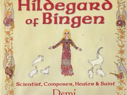 Hildegard of Bingen: Scientist, Composer.....