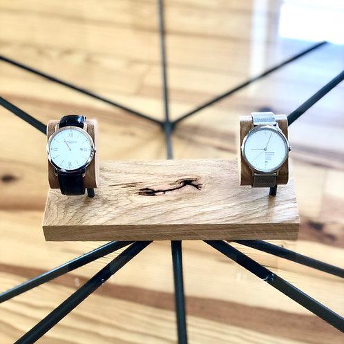 L'Original - Porte-montres x2 avec vide poche central