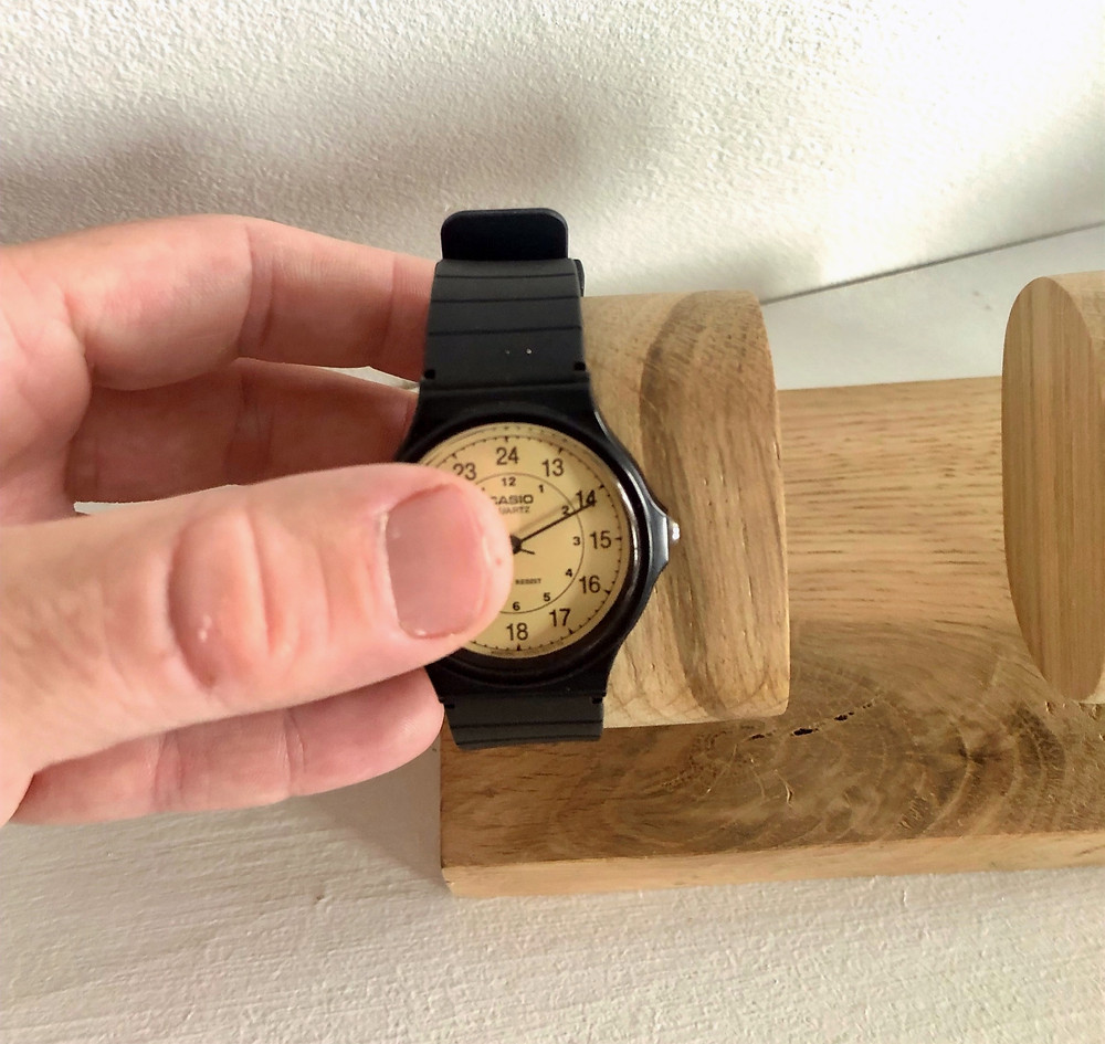 ranger vos montres simplement