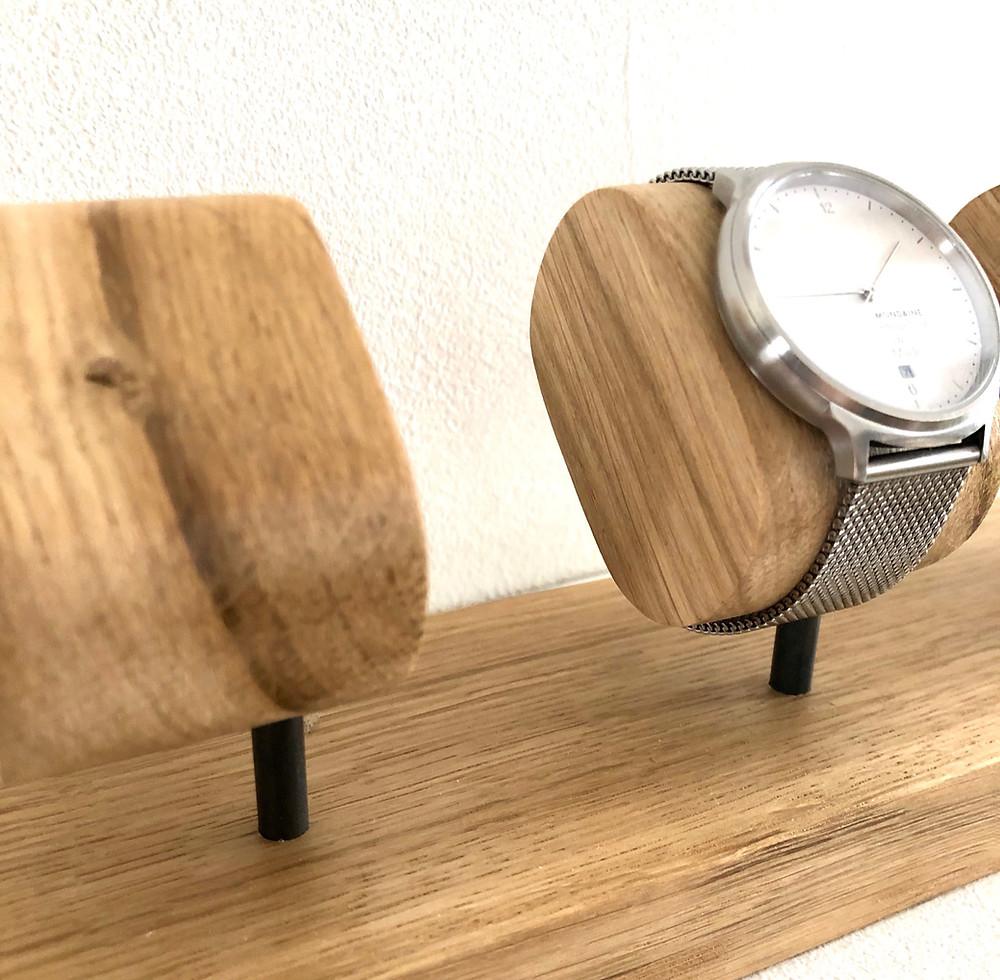 gravure personnalisée porte-montres