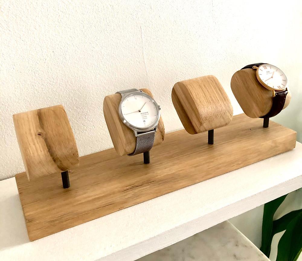 porte-montres x4