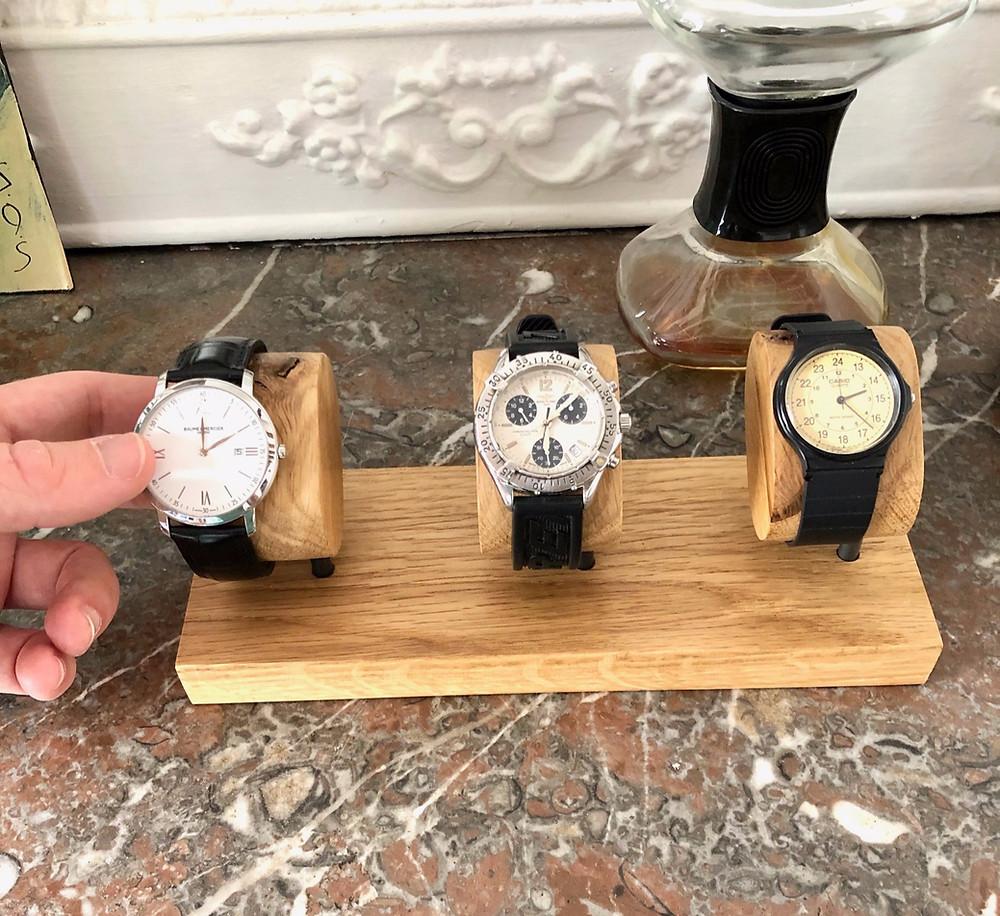Un porte-montre plus utile qu'un coffret à montres ?