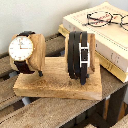porte-montres x2 et bracelet