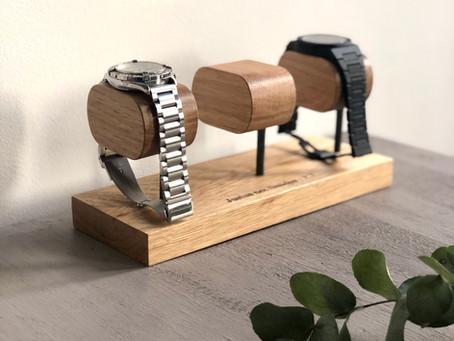 Porte-montre L'Original ou porte-montres Le Déployant ?