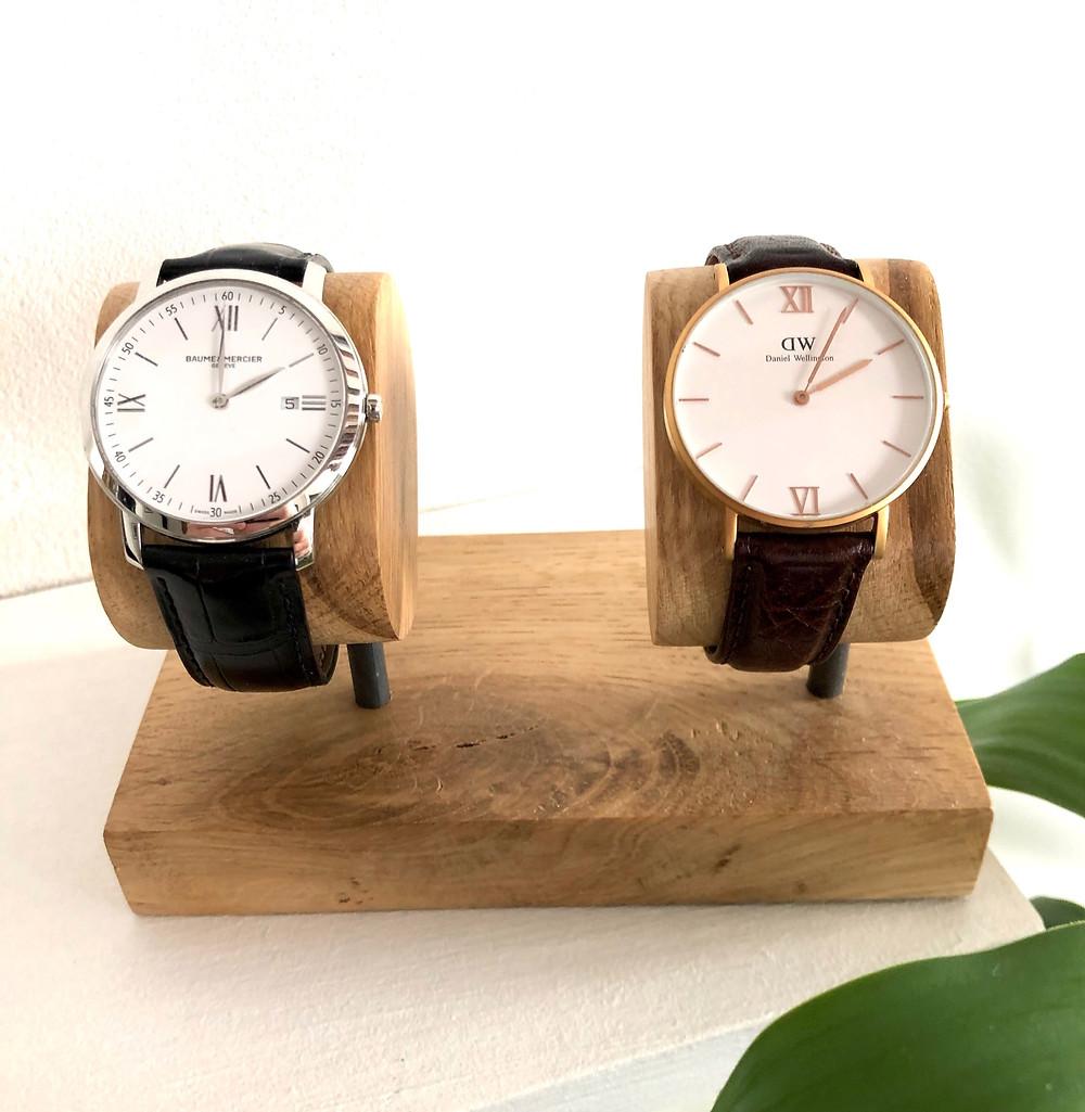 Un porte-montre unique