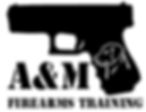 A&M Firearms Training Logo Small Transpa