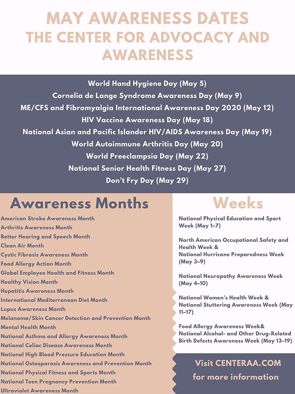 May Awareness Dates.jpg