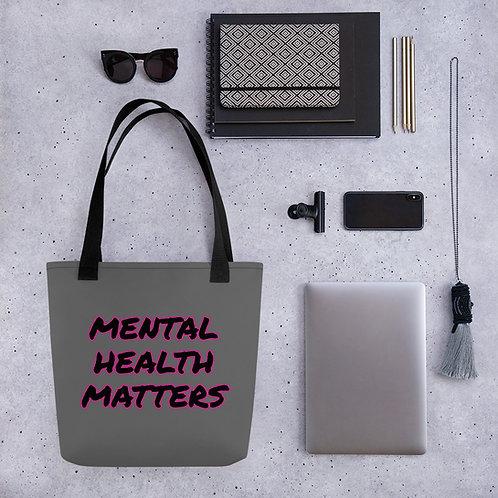 Mental Health Matters Tote bag