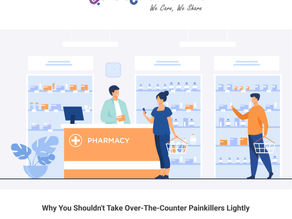 Why You Shouldn't Take Over-The-Counter Painkillers Lightly