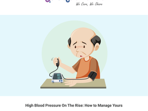 High Blood Pressure On The Rise: How to Manage Yours