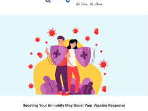 Boosting Your Immunity May Boost Your Vaccine Response