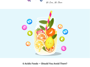 6 Acidic Foods — Should You Avoid Them?