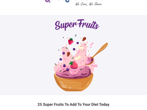 25 Super Fruits to Add to Your Diet Today