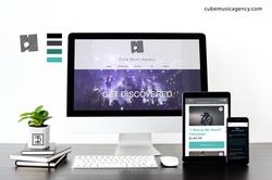 cubemusicagency.com