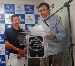 Ex Vice Governador Odair Correa