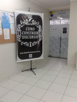 CURSO COMO CONSTRUIR DISCURSOS - TURMA 1