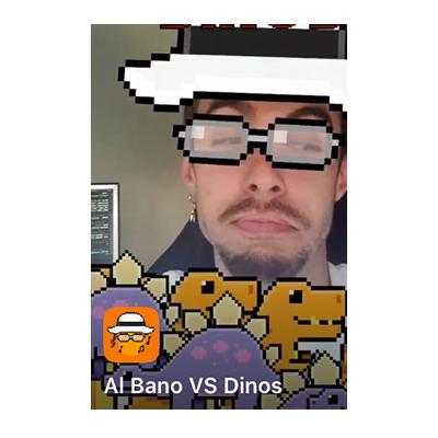 Al Bano VS Dinos