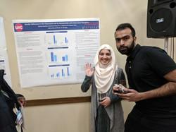 Qaswa & Vinoad - Poster Presentation
