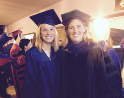 Taylor & Dr. Z - Graduation Day