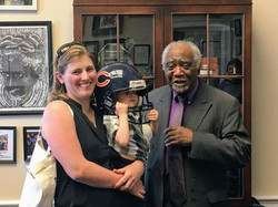 Meeting with Rep. Danny Davis