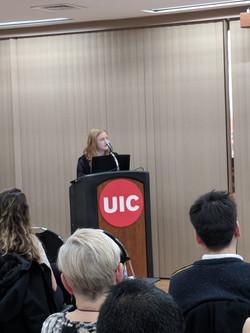 Callie - Symposium Presentation
