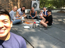 SETL Lab - Rooftop Pizza Party