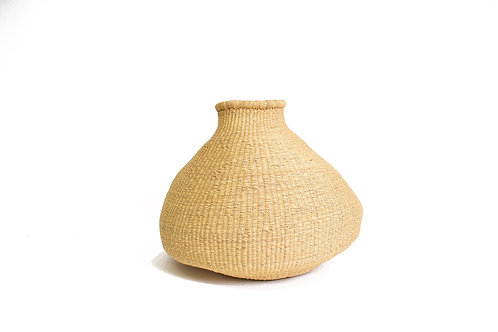 Medium Natural Grass Bud Vase