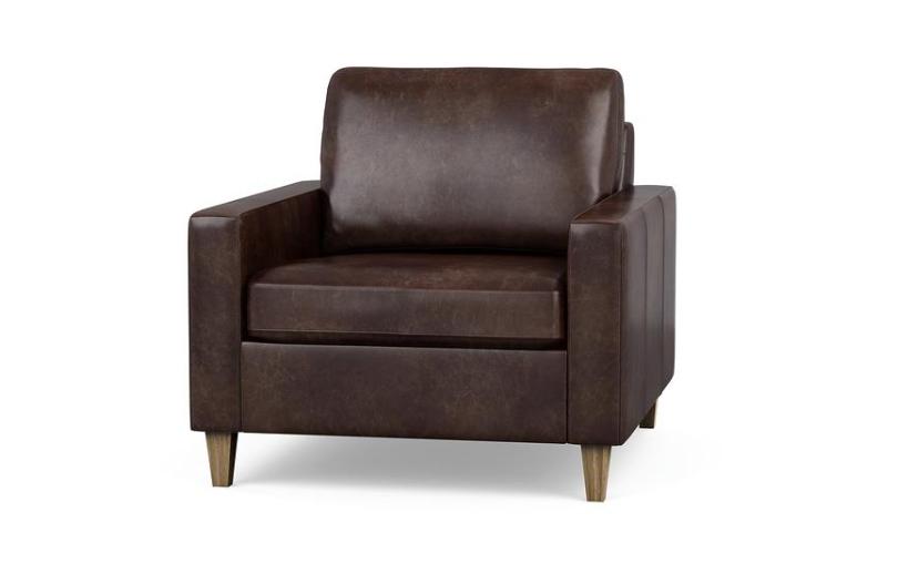 A cozy armchair.