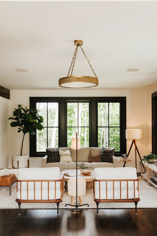 A living room designed by lauren figueroa
