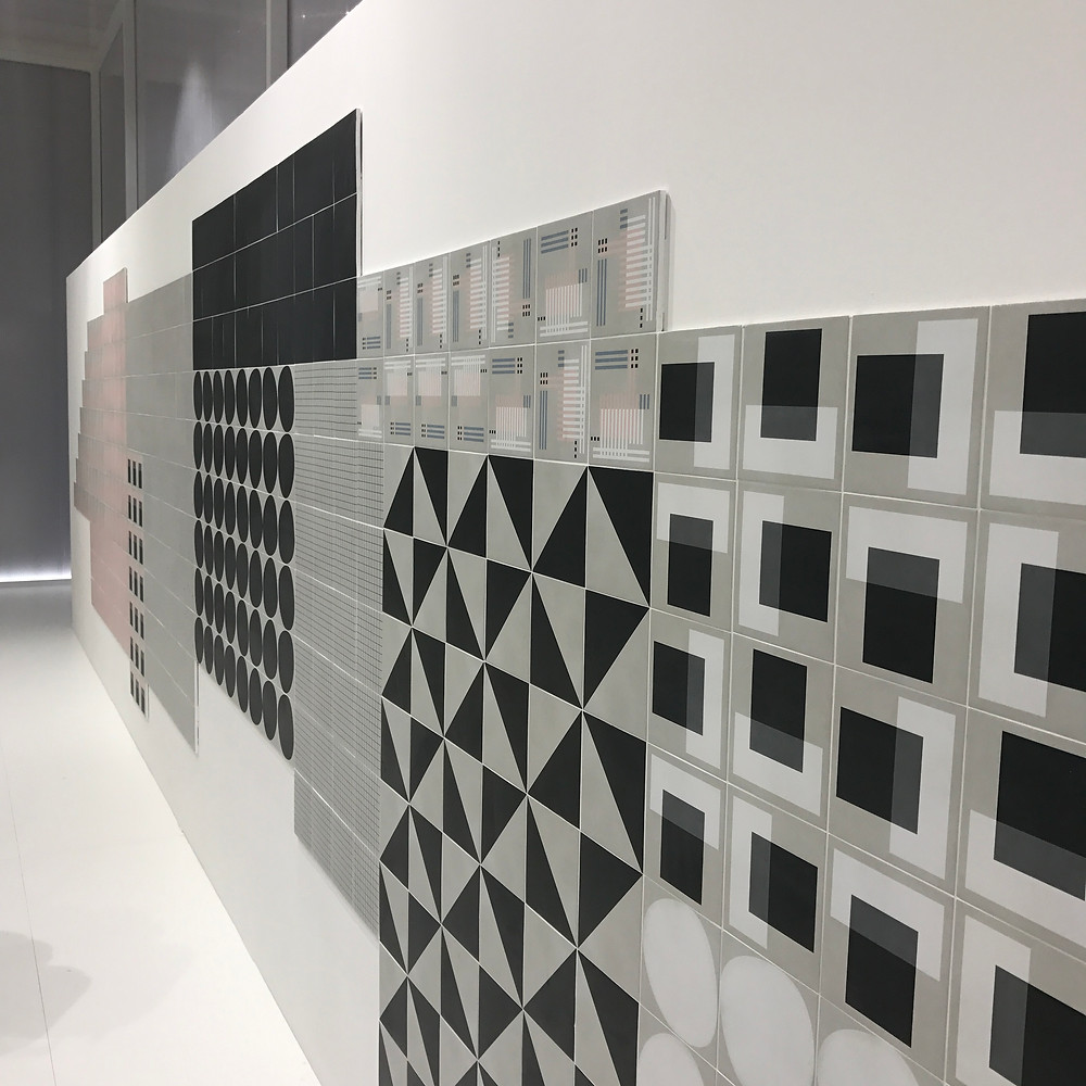 More geometric tiles by 41 Zero 42.