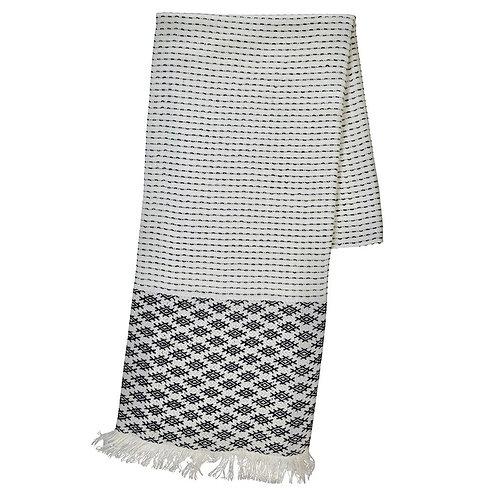 Aztec Stripe Turkish Towel