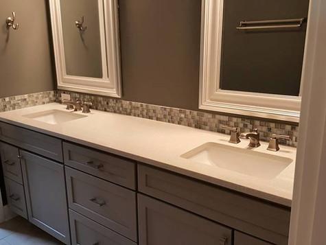 Quartz - Hanstone Color - Specchio White