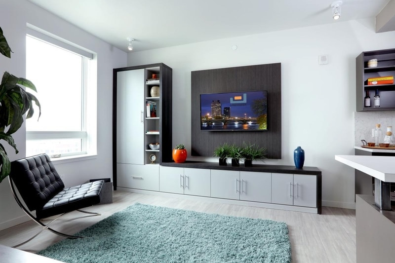 A space enhanced with Urbaneer products.