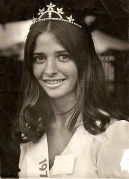 JoAnn Stafford Dawson, Dairy Princess