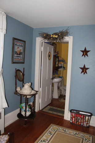 The Rooster Room