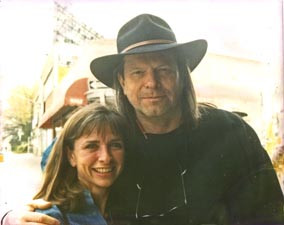 Jodi Dawson & Terry Gilliam, 12 Monkeys