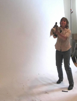 Wrangling for an A&E article featuring Duck Dynasty