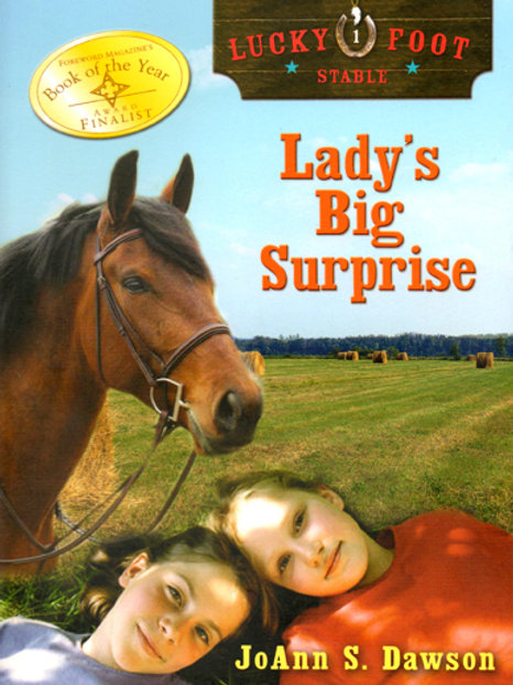 Lady's Big Surprise: Book 1
