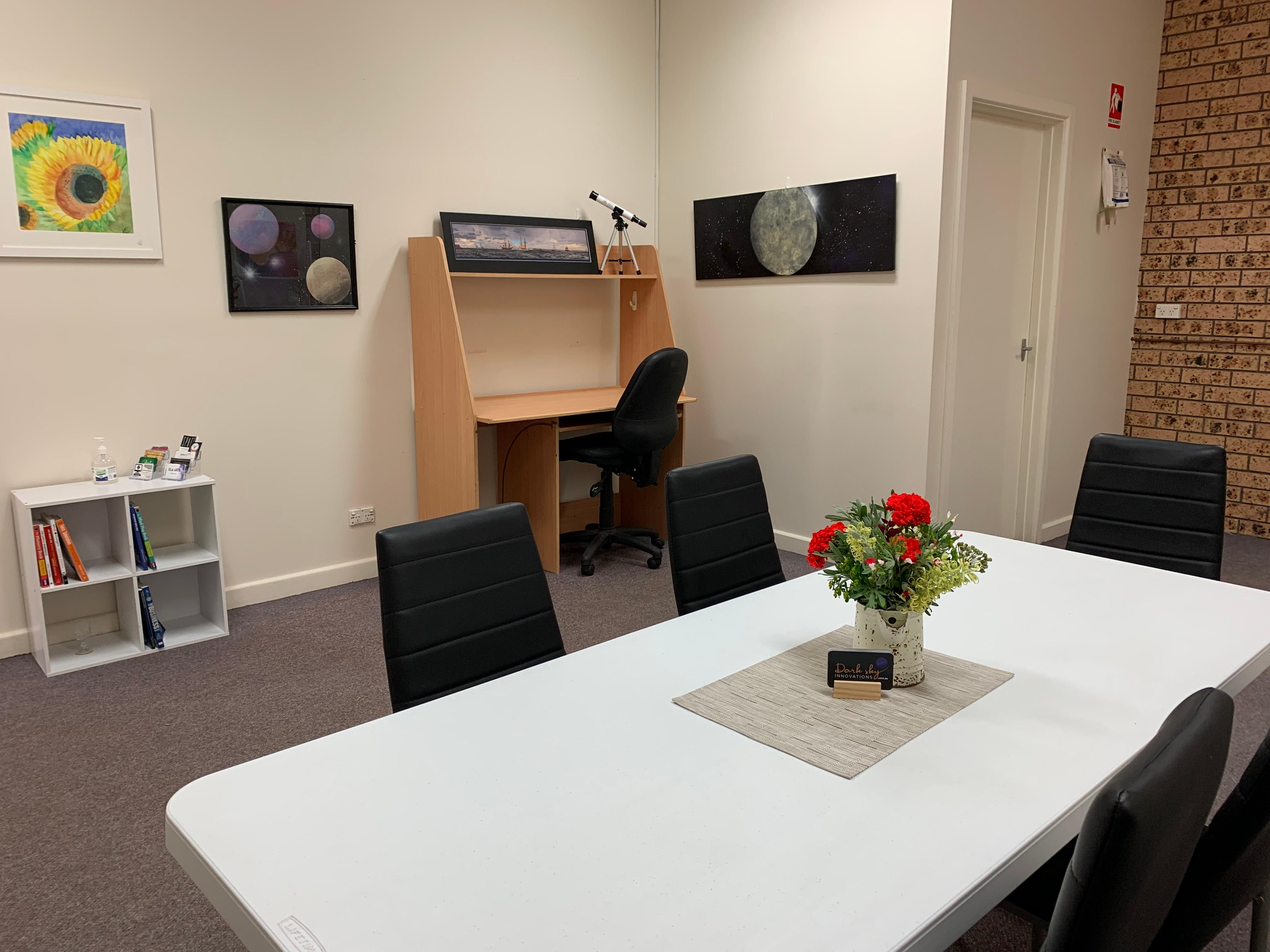 Full Day Hot Desk/Office hire