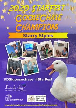 Starry Styles StarFest 2020 GooseChase C