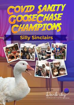 Covid Sanity GooseChase Champions