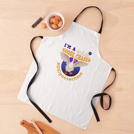 I'm a Dark Sky Innovations Goose Chaser Apron