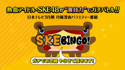 NTV「SKEBINGO!」