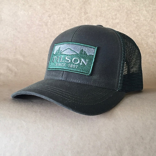 Filson Tin Cloth Logger Mesh
