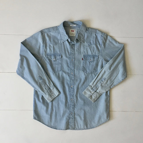 Levi's Western Snap Shirt