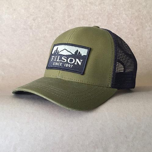 Filson Tin Cloth Logger Mesh