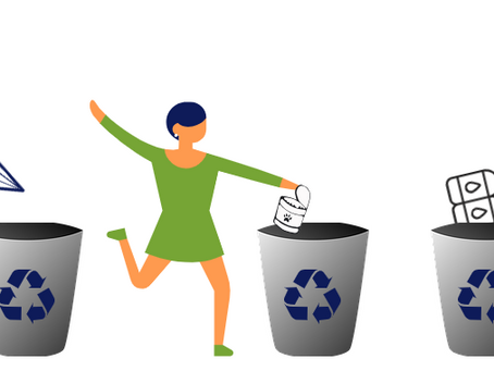 Become A Recycling Hero