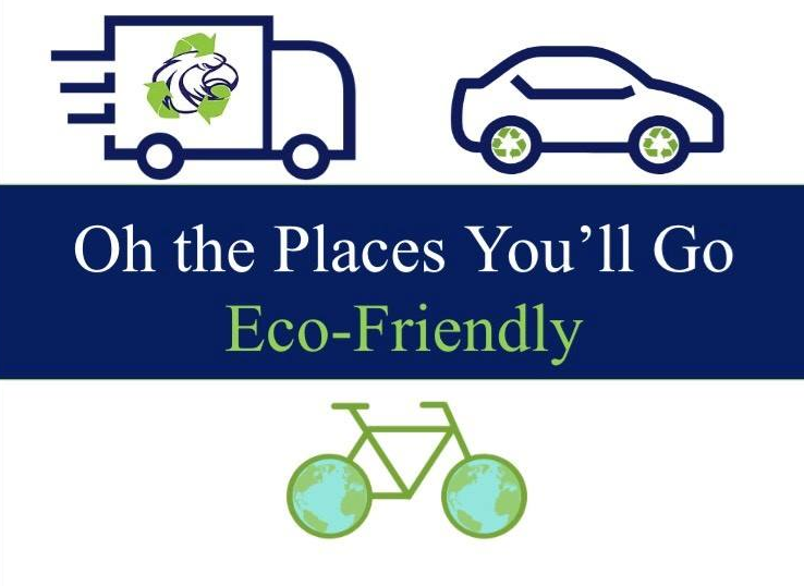 oh the places you'll go eco-friendly